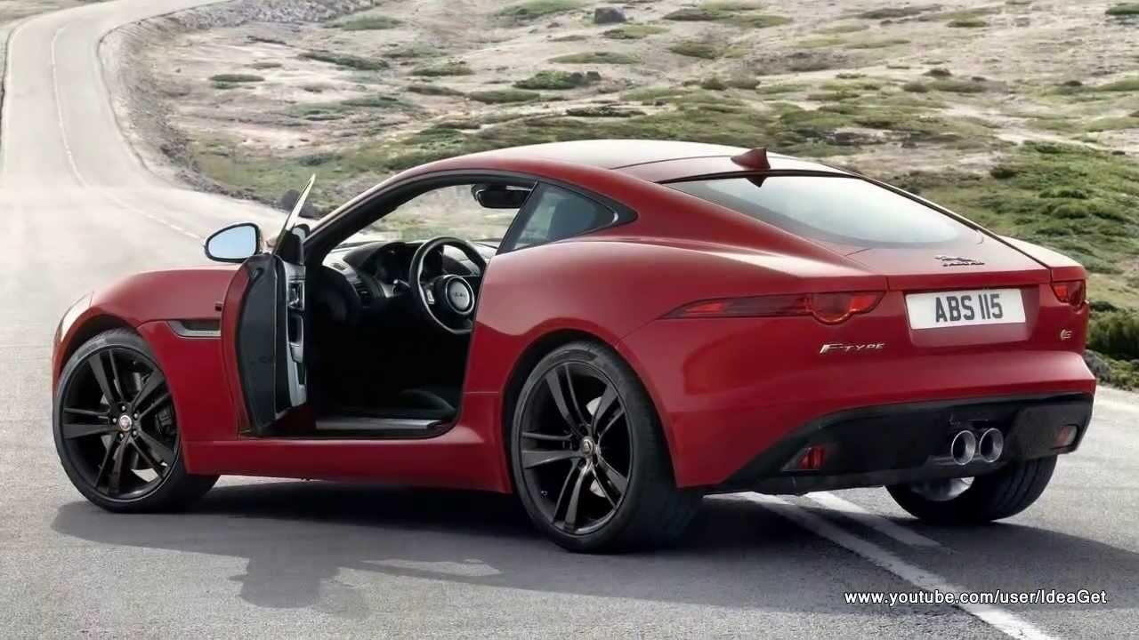 Jaguar F-Type 2013 - now Coupe #7