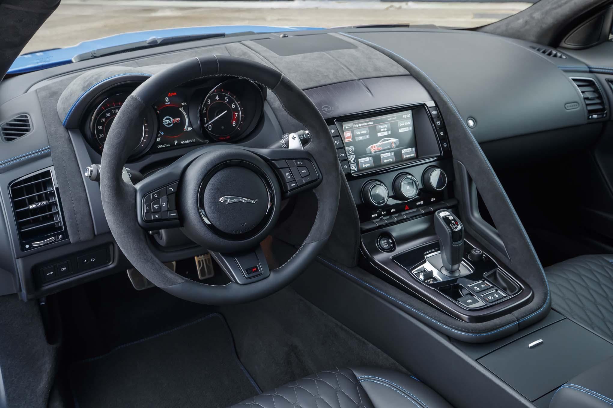 Jaguar F-Type 2017 - now Coupe #2