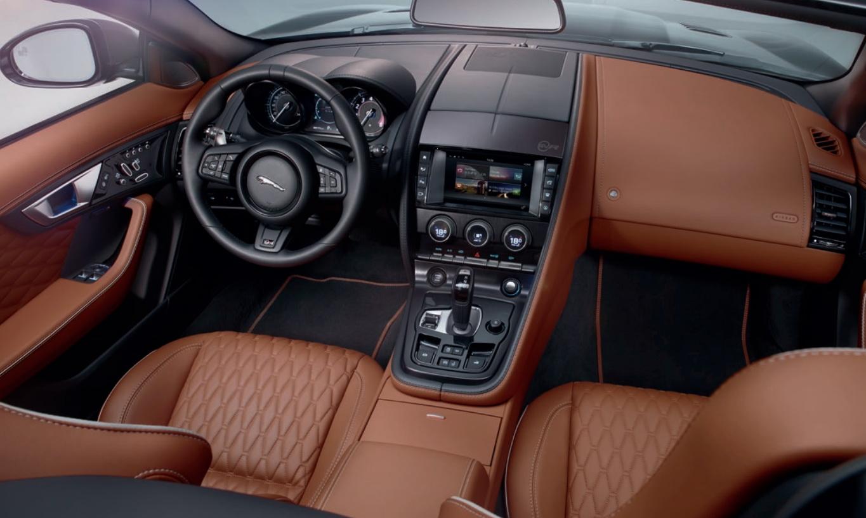 Jaguar F-Type SVR 2016 - now Cabriolet #2