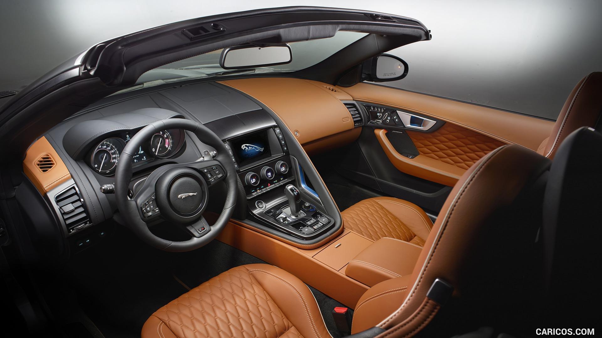 Jaguar F-Type SVR 2017 - now Cabriolet #4