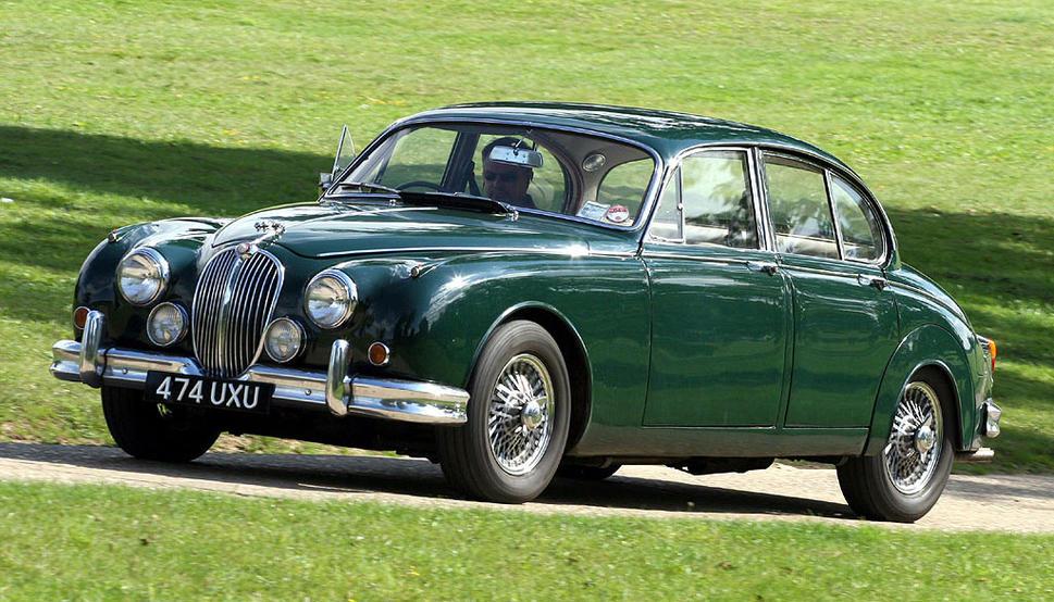 Jaguar Mark 2 I 1959 - 1967 Sedan #5