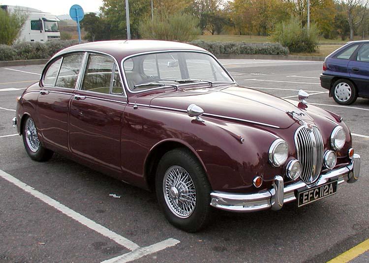 Jaguar Mark 2 I 1959 - 1967 Sedan #8