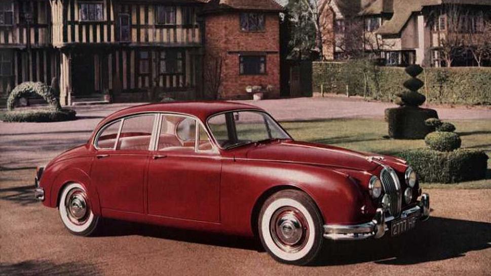 Jaguar Mark 2 I 1959 - 1967 Sedan #4
