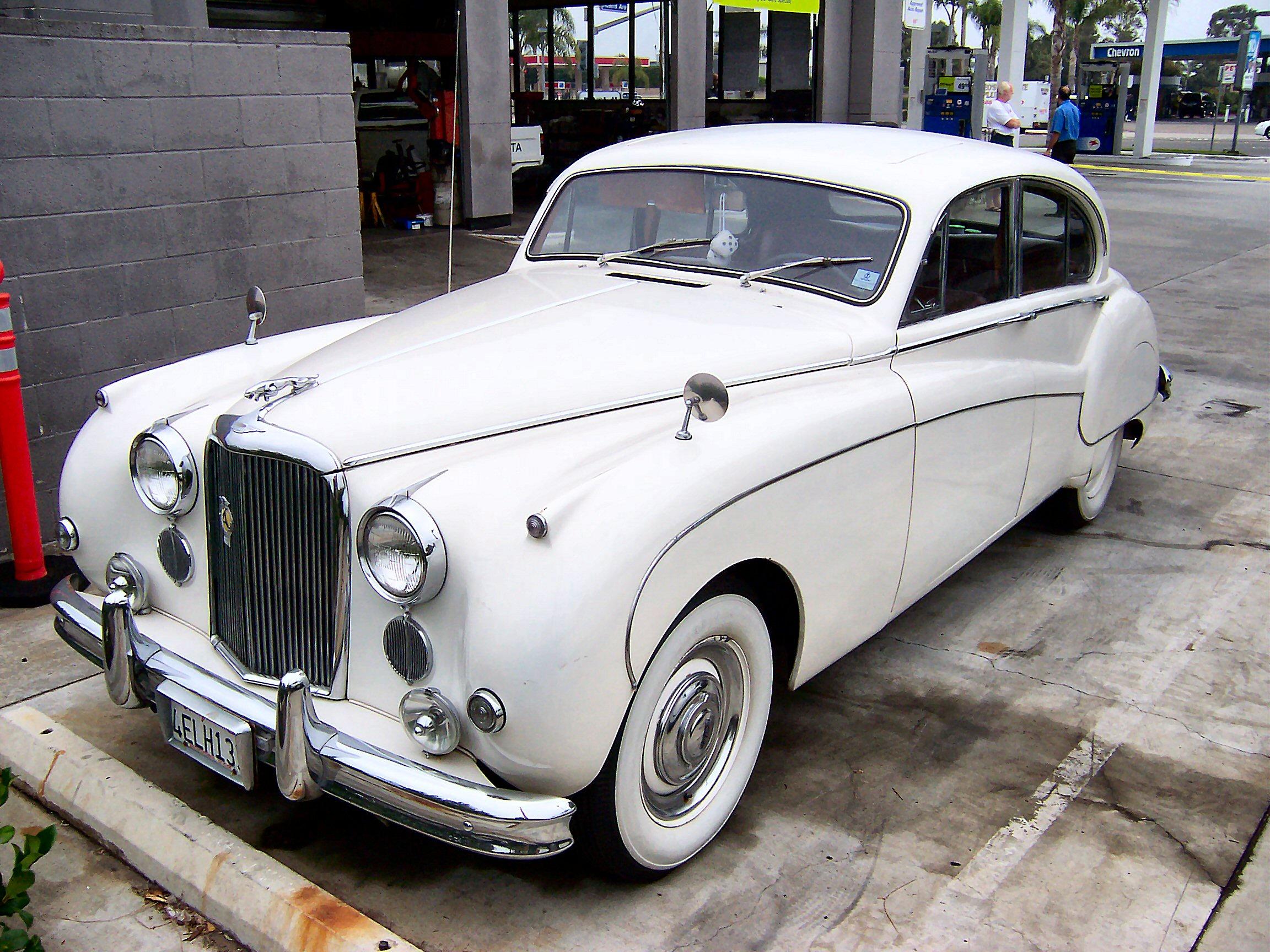 Jaguar Mark 2 I 1959 - 1967 Sedan #1
