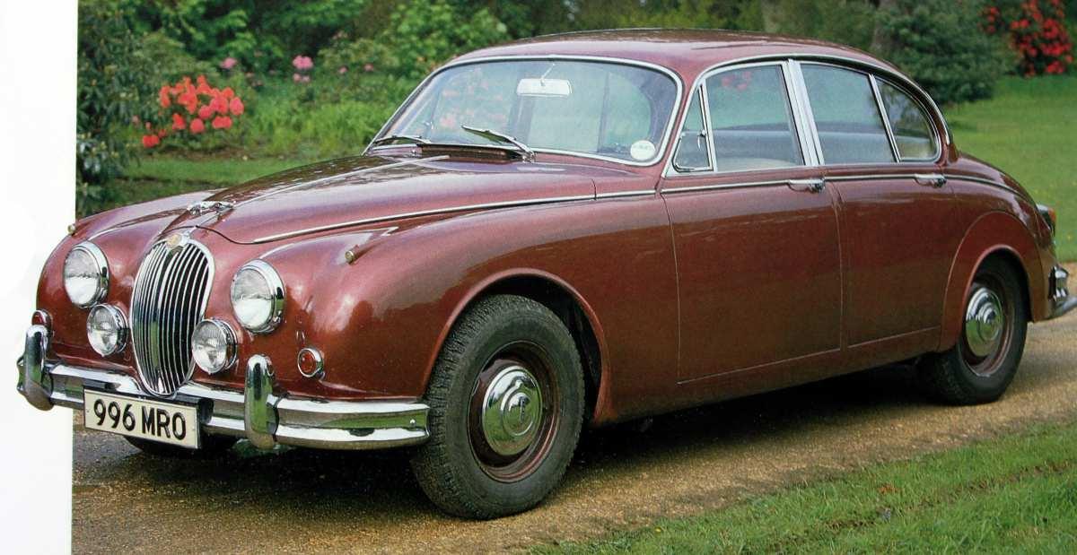 Jaguar Mark 2 I 1959 - 1967 Sedan #6