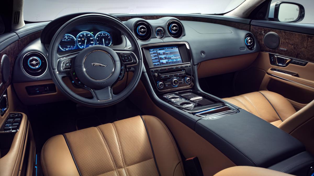 Jaguar XJR IV (X351) Restyling 2015 - now Sedan #2