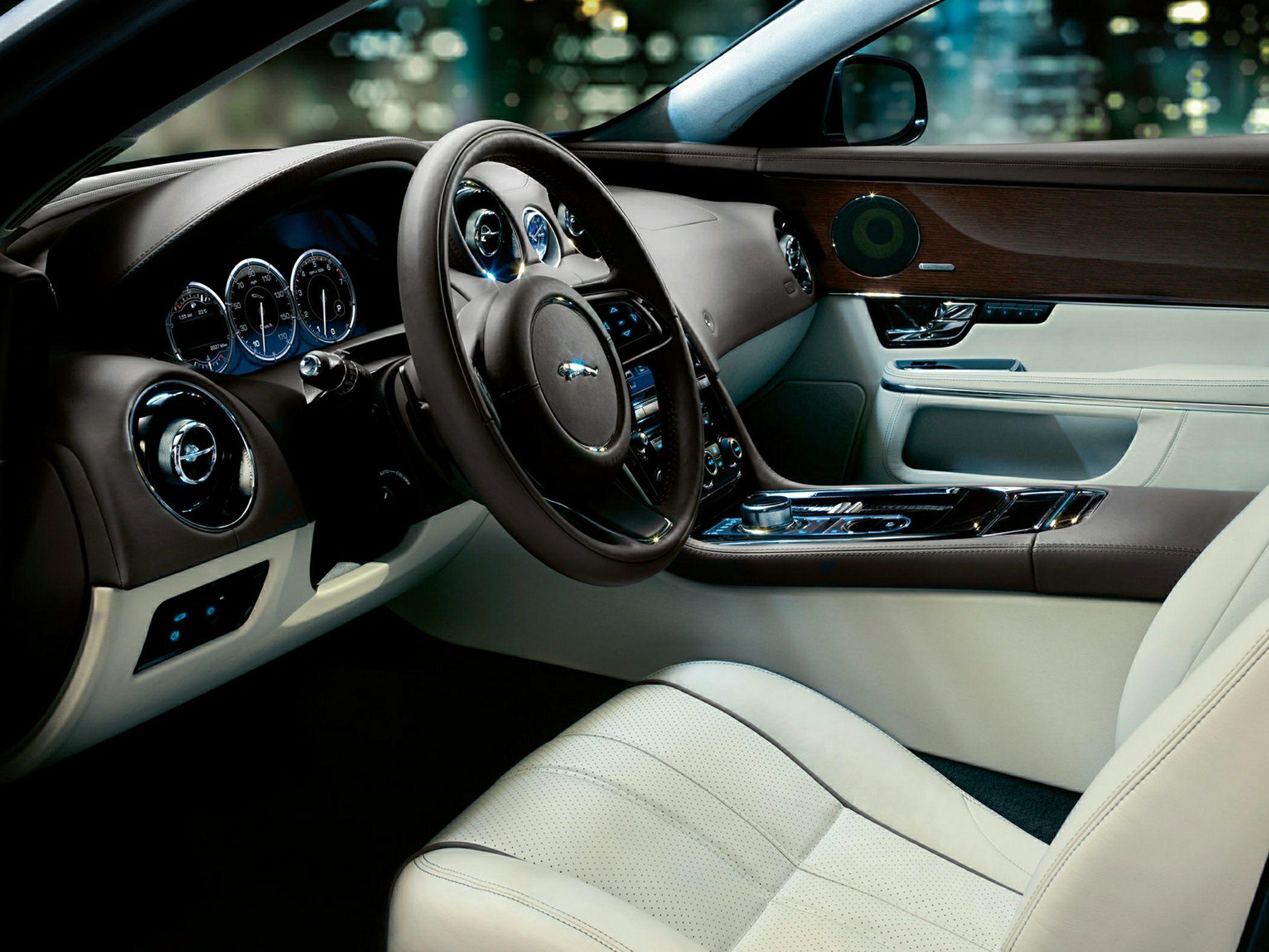 Jaguar XJR IV (X351) 2013 - 2015 Sedan #8