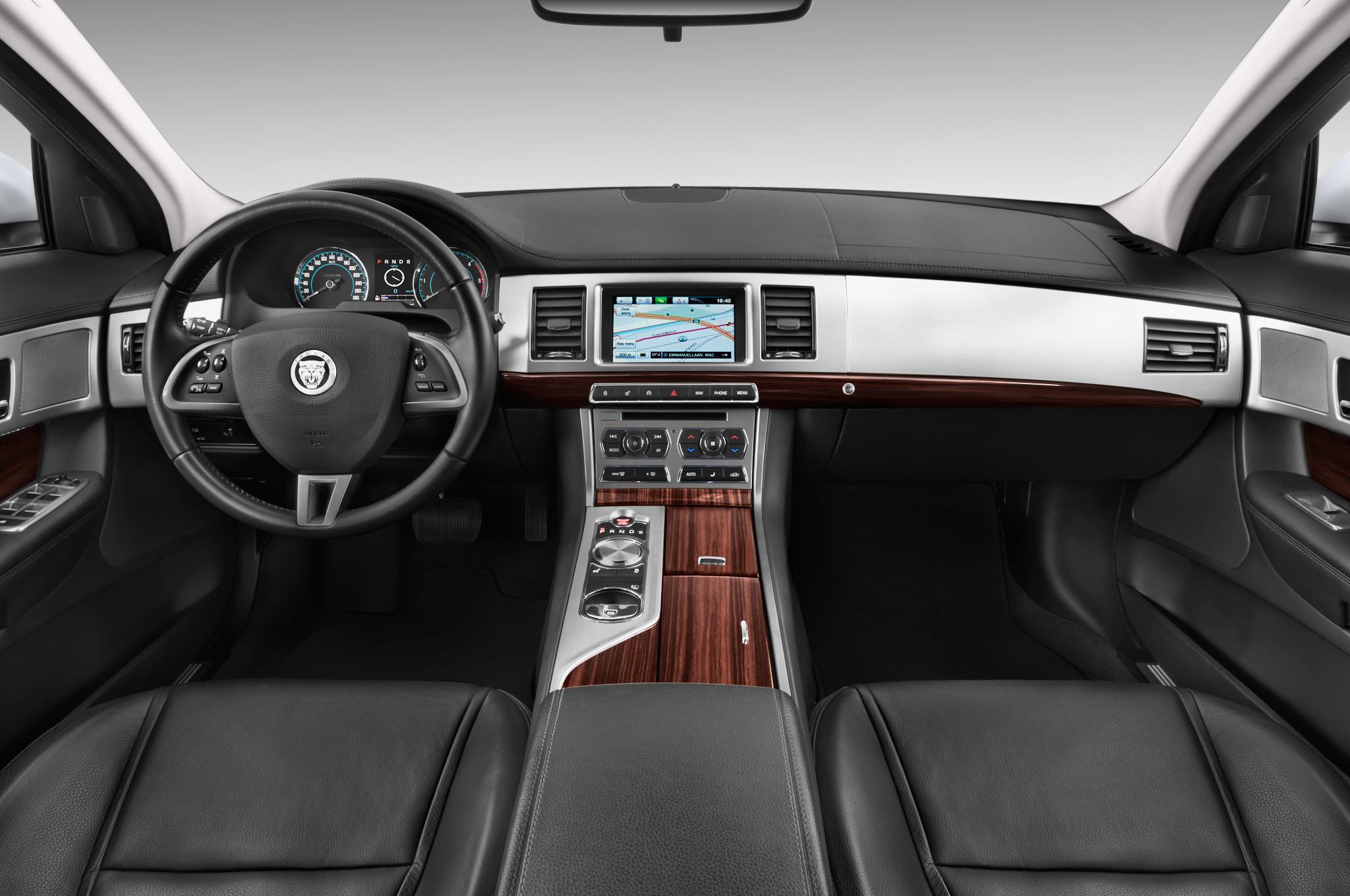 Jaguar XF II 2015 - now Sedan #1