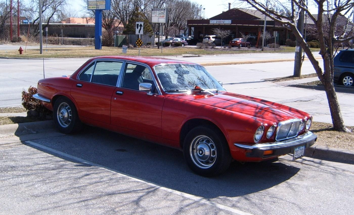 Jaguar XJ I (Series 3) 1979 - 1992 Sedan #5