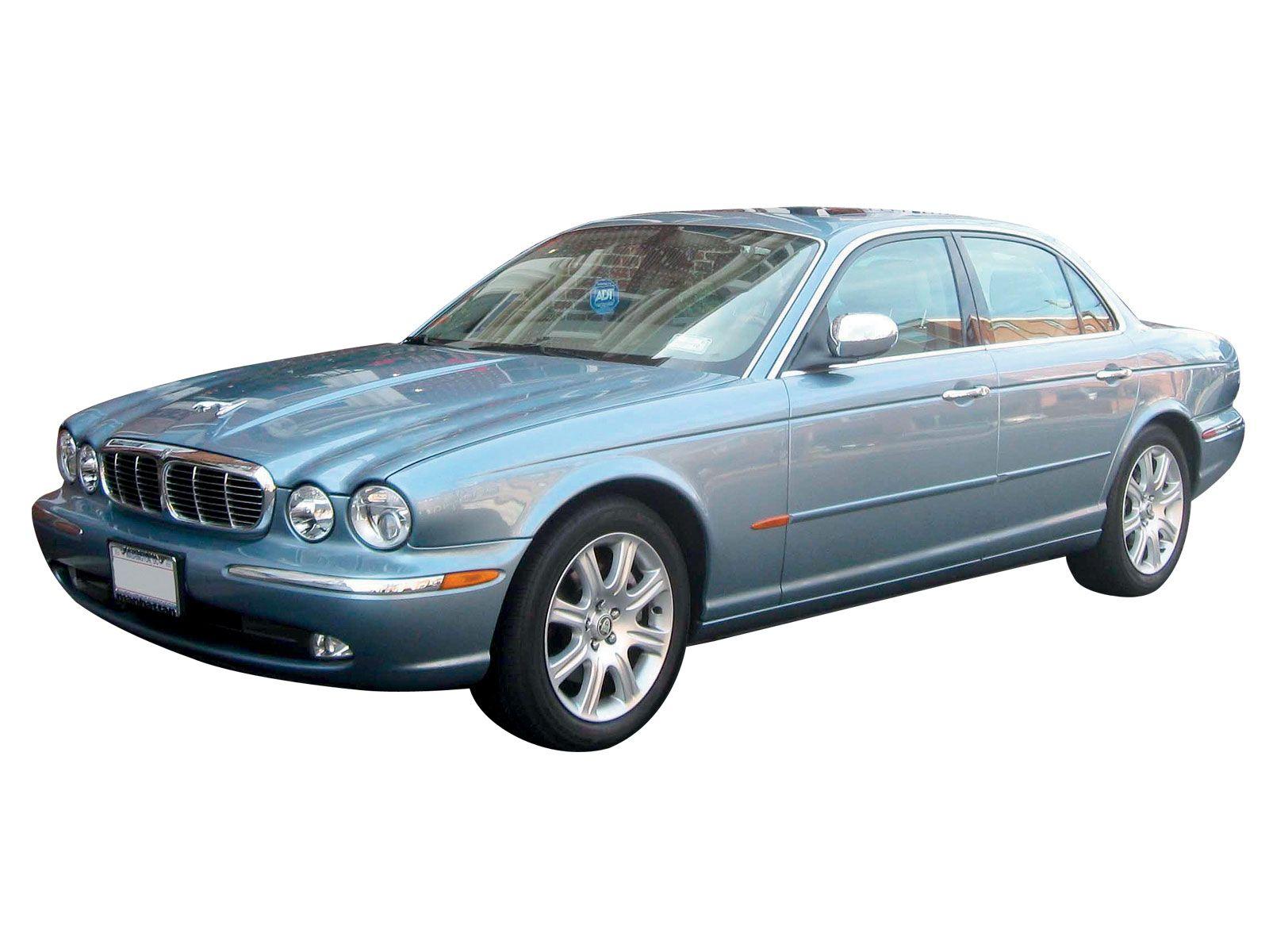 Jaguar XJ III (X350/X358) 2003 - 2009 Sedan #4