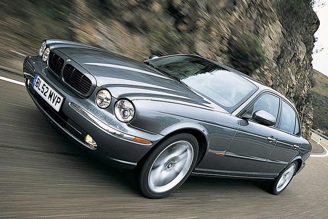 Jaguar XJ III (X350/X358) 2003 - 2009 Sedan #1