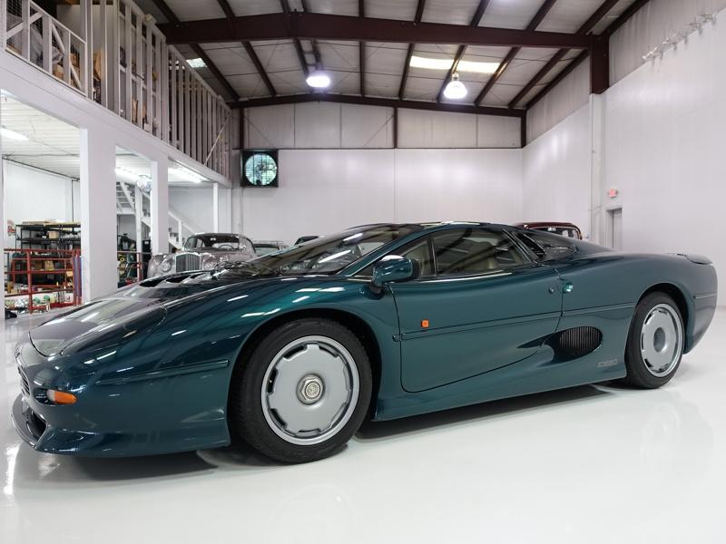 Jaguar XJ220 1992 - 1994 Coupe #4