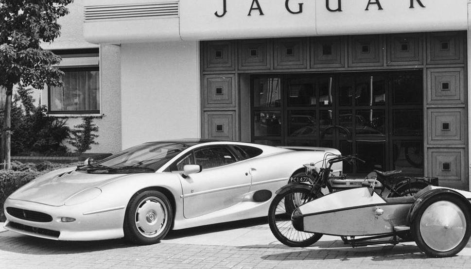 Jaguar XJ220 1992 - 1994 Coupe #5