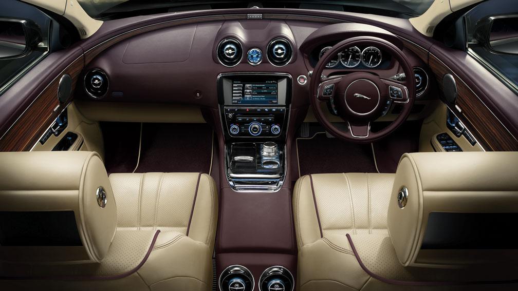 Jaguar XJR IV (X351) 2013 - 2015 Sedan #1