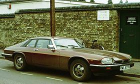 Jaguar XJS Series 1 1975 - 1981 Coupe #7