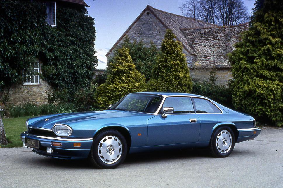 Jaguar XJS Series 2 1981 - 1992 Coupe #5
