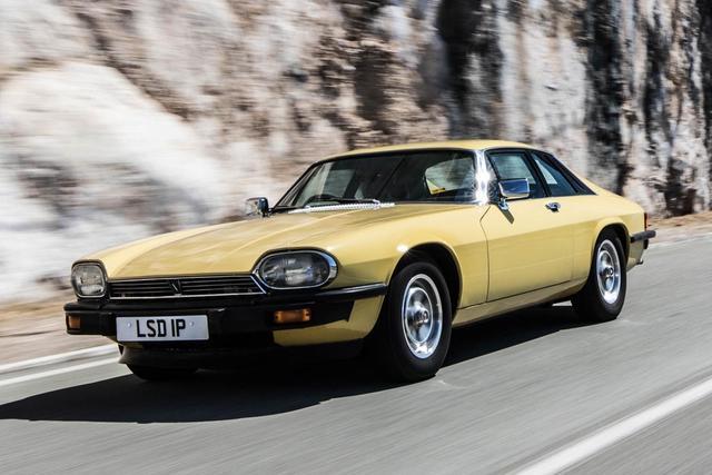 Jaguar XJS Series 1 1975 - 1981 Coupe #1