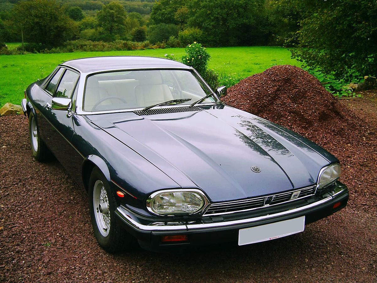 Jaguar XJS Series 2 1981 - 1992 Cabriolet #6