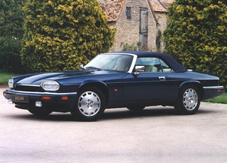 Jaguar XJS Series 2 1981 - 1992 Cabriolet #5