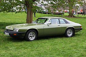 Jaguar XJS Series 2 1981 - 1992 Cabriolet #7