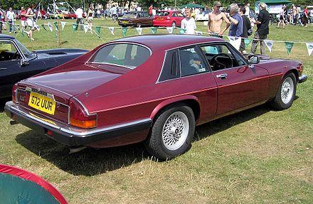 Jaguar XJS Series 2 1981 - 1992 Coupe #1