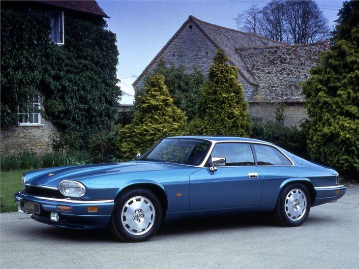 Jaguar XJS Series 2 1981 - 1992 Coupe #4