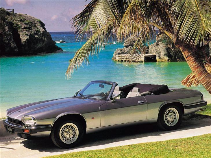 Jaguar XJS Series 3 1990 - 1996 Cabriolet #1