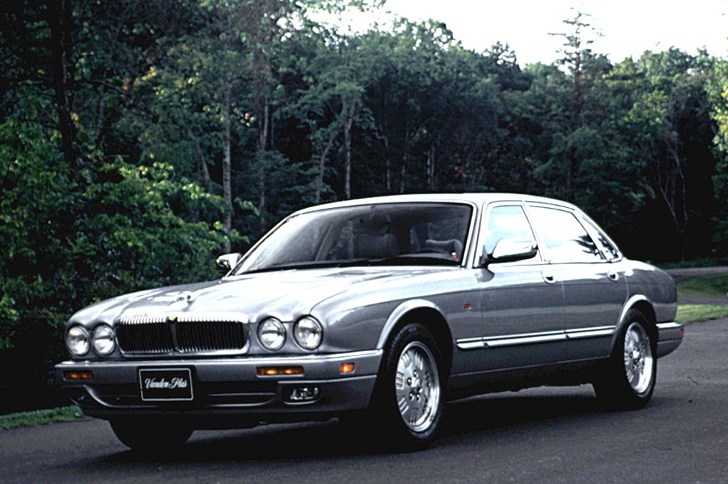 Jaguar XJS Series 3 1990 - 1996 Coupe #5