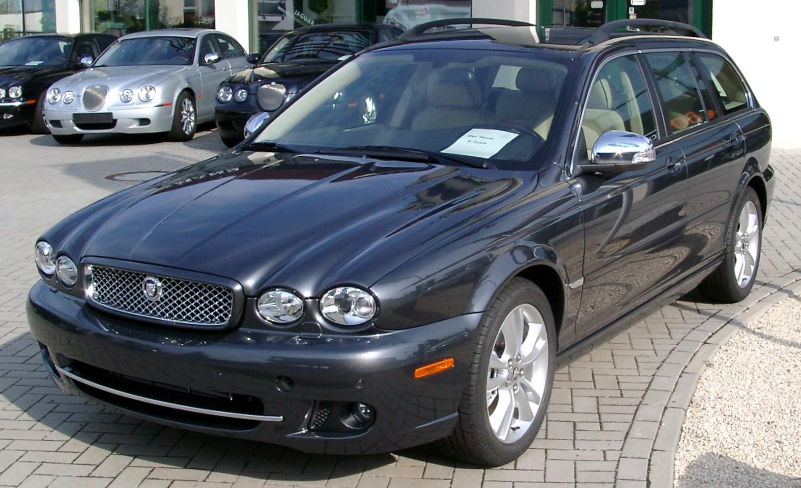 Jaguar X-Type 2001 - 2009 Station wagon 5 door ...