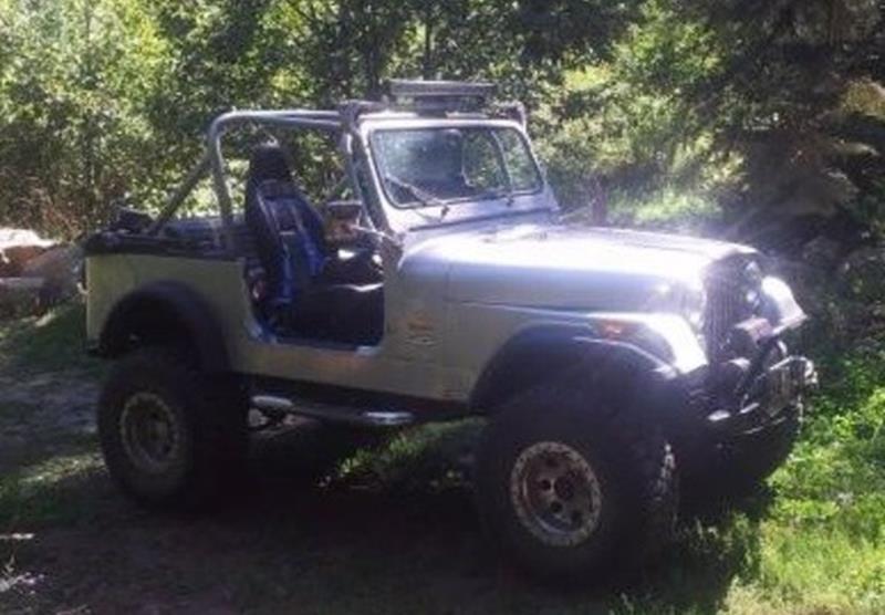 Jeep CJ 1966 - 1987 SUV #3