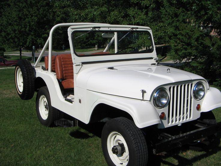 Jeep CJ 1966 - 1987 SUV #2