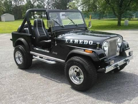 Jeep CJ 1966 - 1987 SUV #5