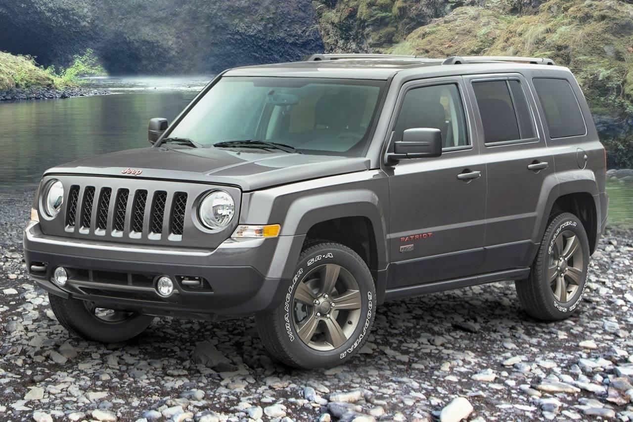 Jeep Liberty (Patriot) 2006 - 2016 SUV 5 door #6