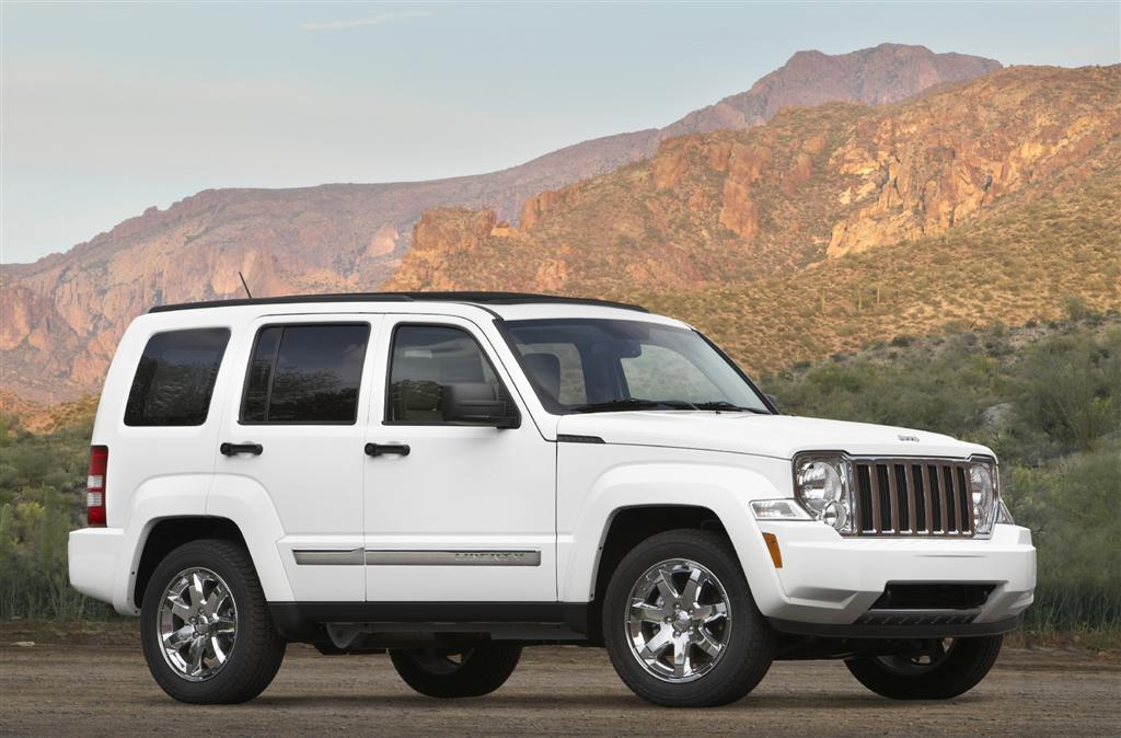 Jeep Liberty (Patriot) 2006 - 2016 SUV 5 door #4