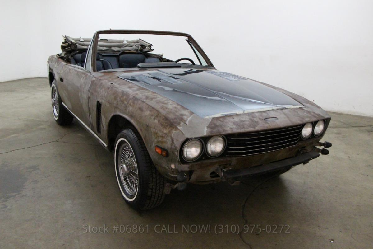 Jensen Interceptor I 1966 - 1976 Cabriolet #3