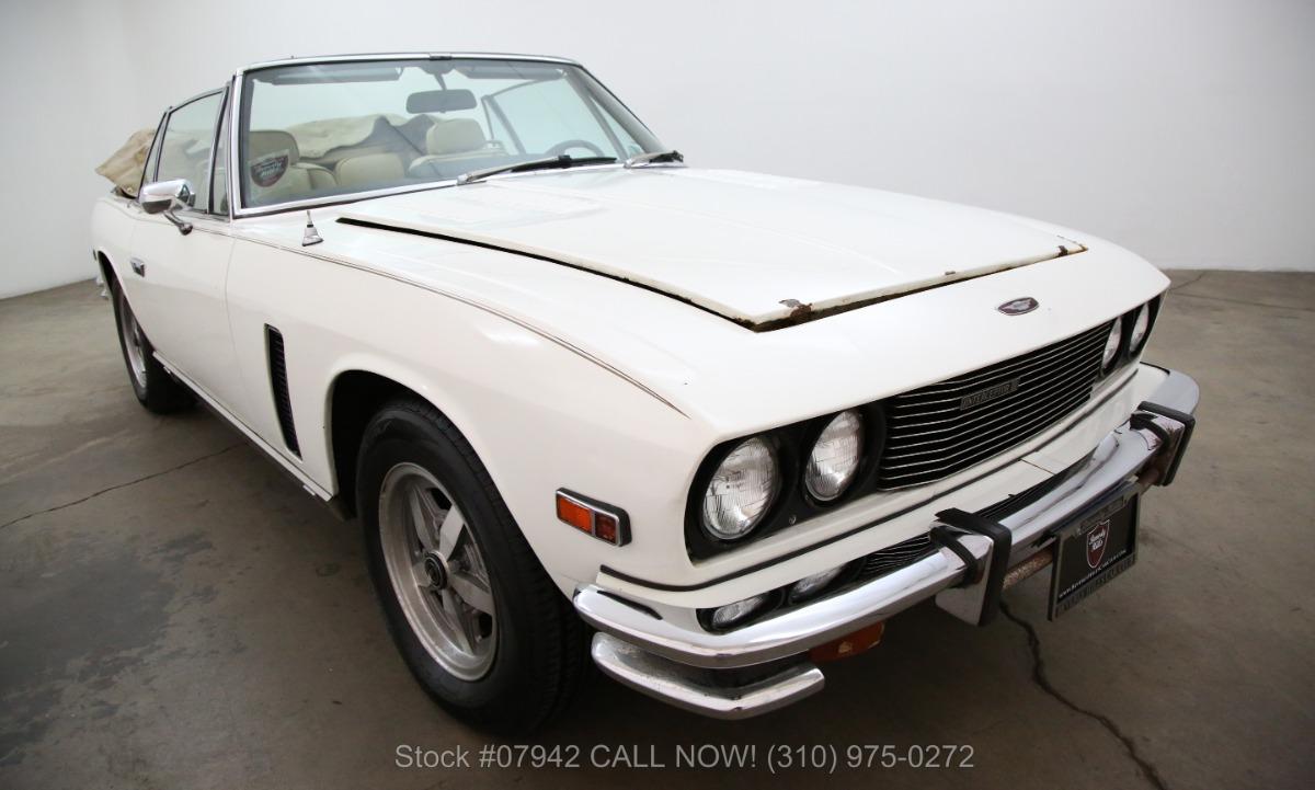 Jensen Interceptor I 1966 - 1976 Cabriolet #2