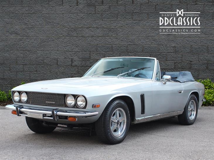 Jensen Interceptor I 1966 - 1976 Cabriolet #1
