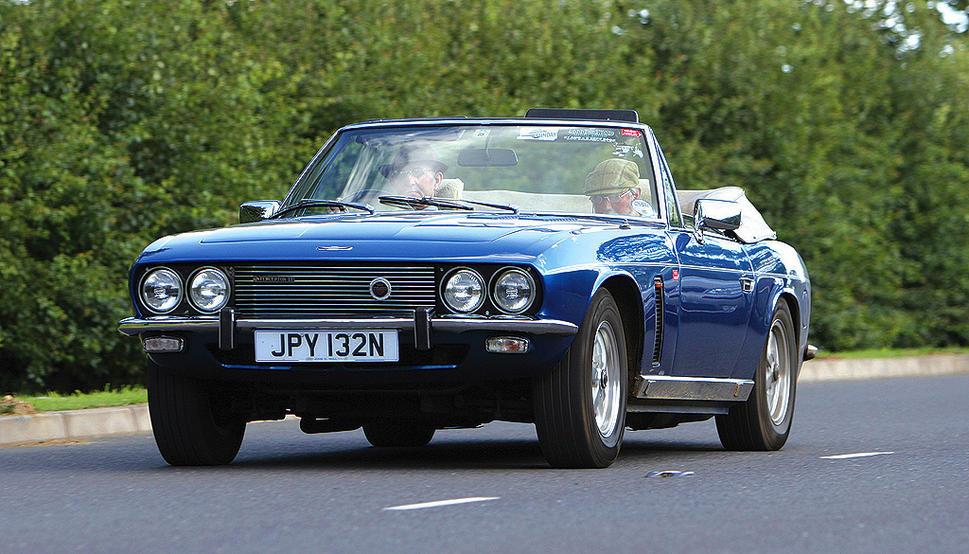 Jensen Interceptor I 1966 - 1976 Cabriolet #5