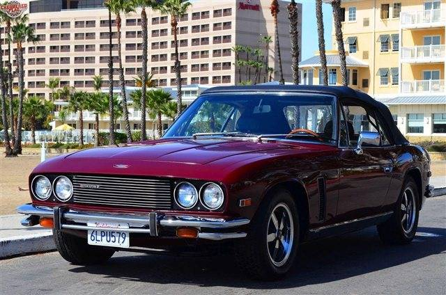 Jensen Interceptor I 1966 - 1976 Cabriolet #7