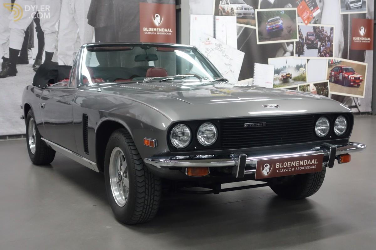 Jensen Interceptor I 1966 - 1976 Cabriolet #4