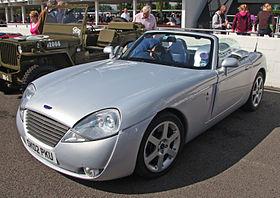 Jensen S-V8 2001 - 2003 Roadster #7
