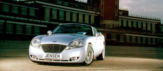 Jensen S-V8 2001 - 2003 Roadster #6