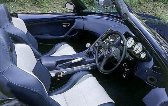 Jensen S-V8 2001 - 2003 Roadster #3