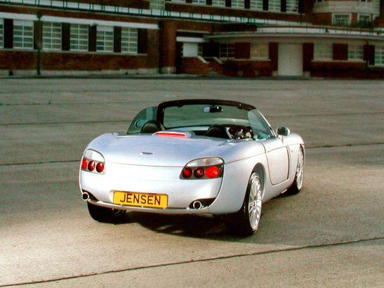 Jensen S-V8 2001 - 2003 Roadster #2