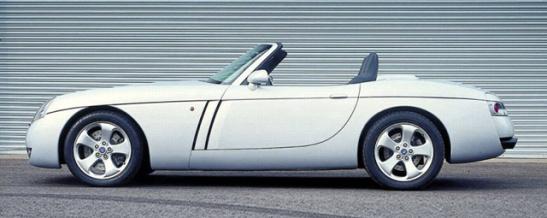 Jensen S-V8 2001 - 2003 Roadster #8