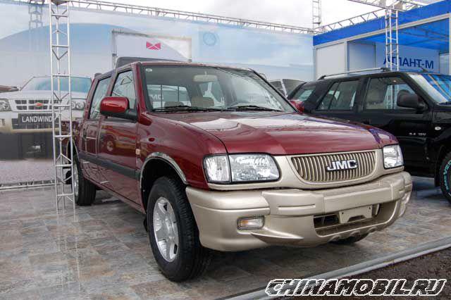 JMC Baodian 2002 - now Pickup #4