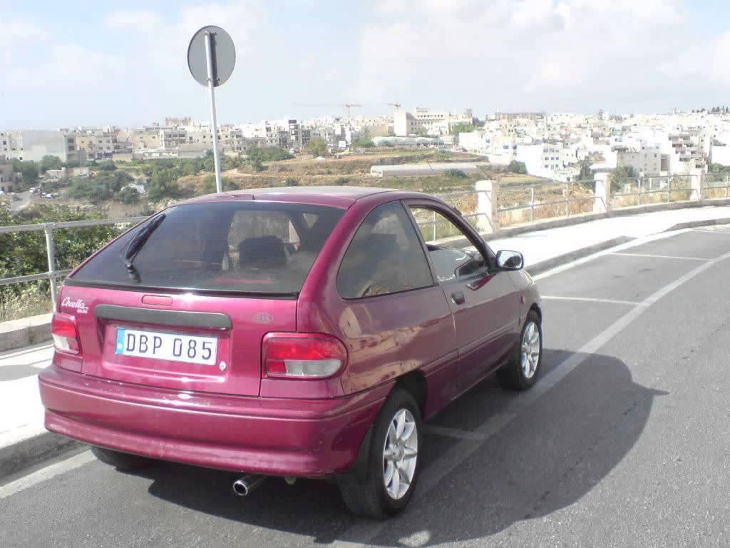 Kia Avella 1994 - 2000 Hatchback 3 door #7