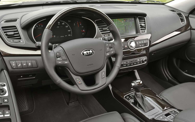 Kia Cadenza I 2009 - 2013 Sedan #8