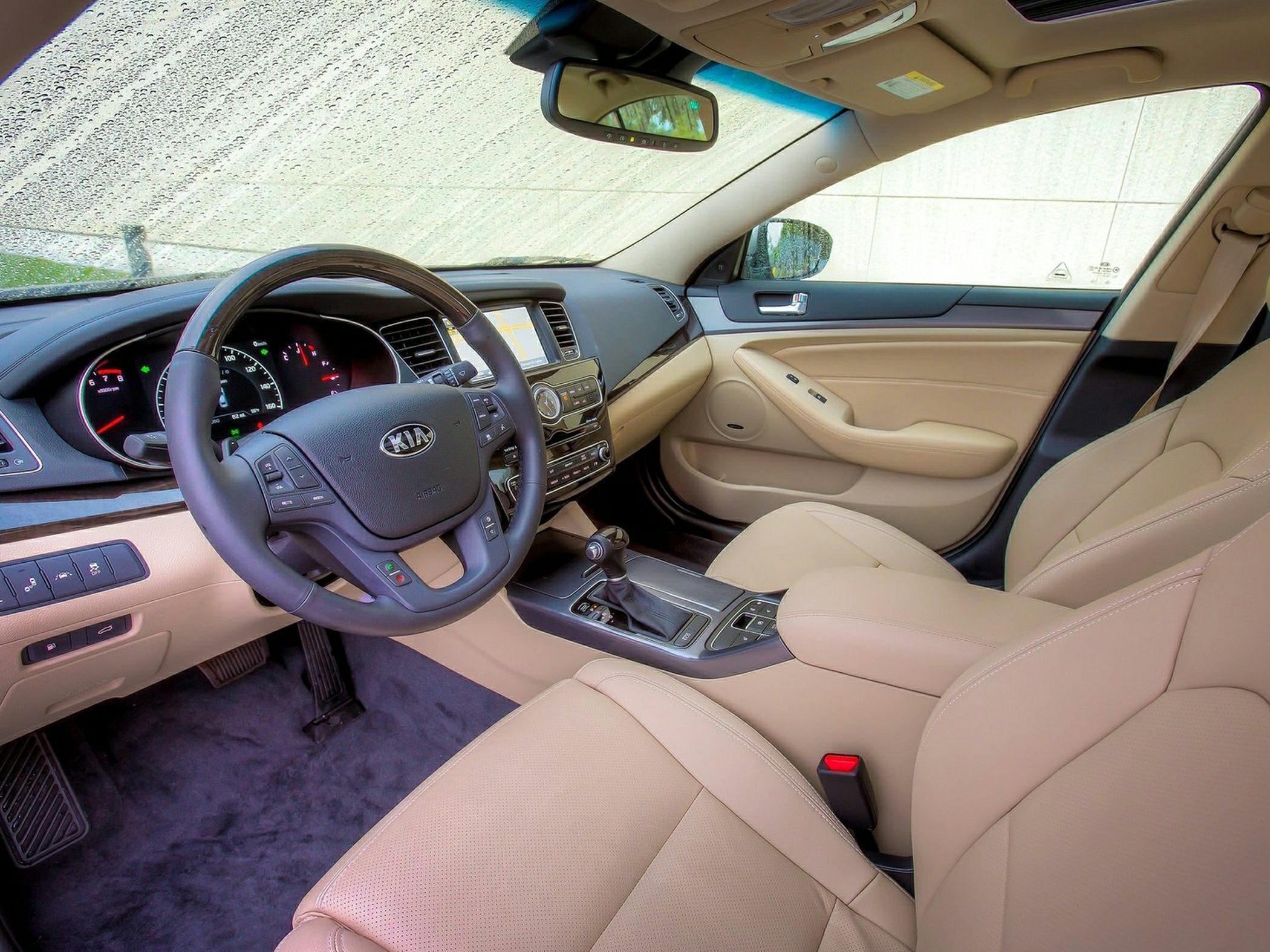 Kia Cadenza I 2009 - 2013 Sedan #3