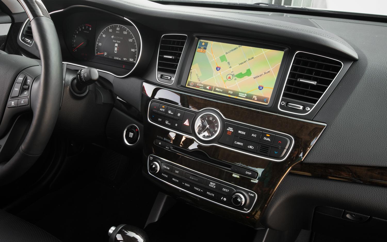 Kia Cadenza I 2009 - 2013 Sedan #5
